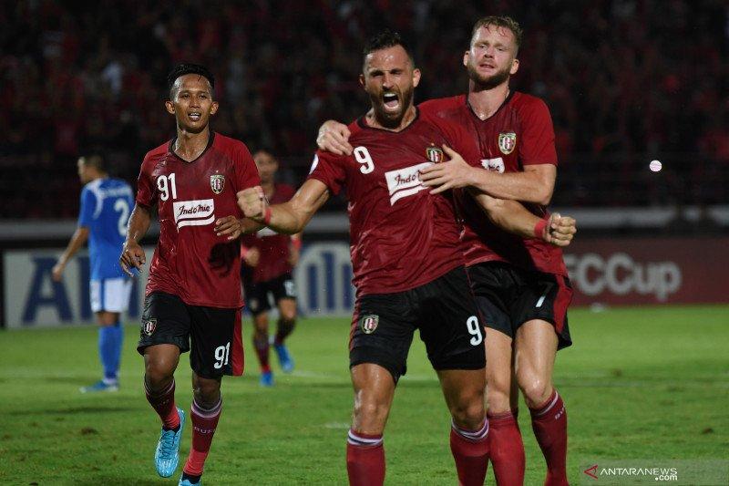 Bali United bungkam Than Quang Ninh 4-1 pada Piala AFC 2020