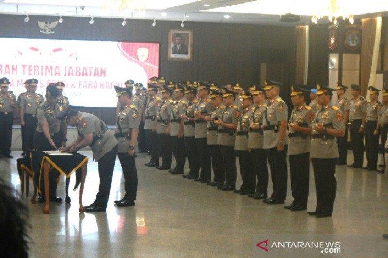 Kepercayaan publik terhadap KPK anjlok urutan ke-5, TNI ke-1 dan Polri ke-2
