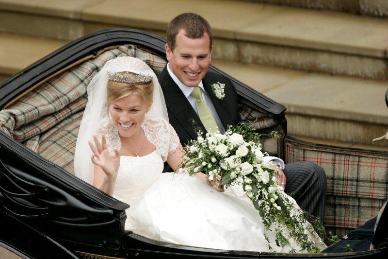 Cucu tertua Ratu Elizabeth, Peter Phillips akan bercerai