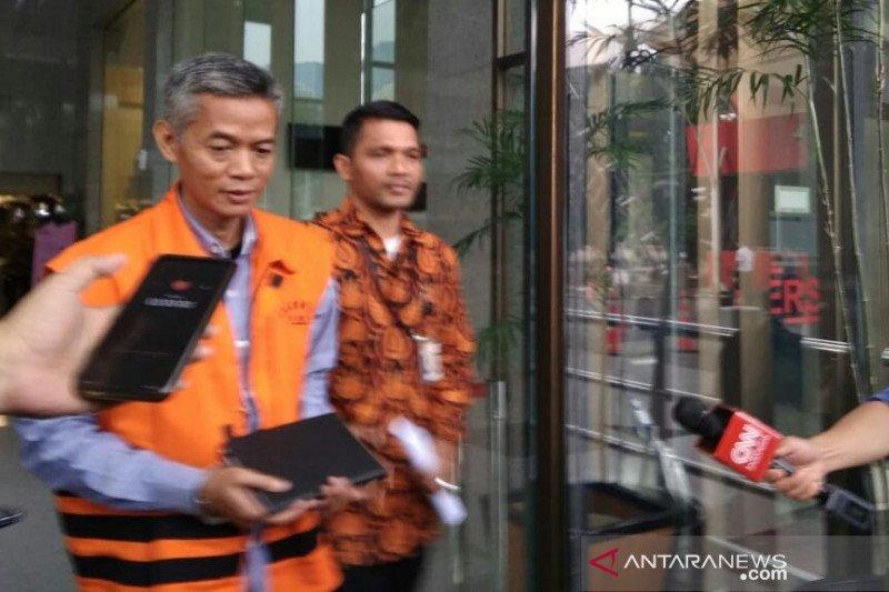 Wahyu Setiawan sebutkan dikonfrontir dengan advokat PDIP Donny Tri