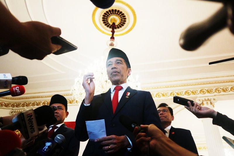 Presiden Jokowi: Indonesia akan selalu bersama RRT dalam masa sulit