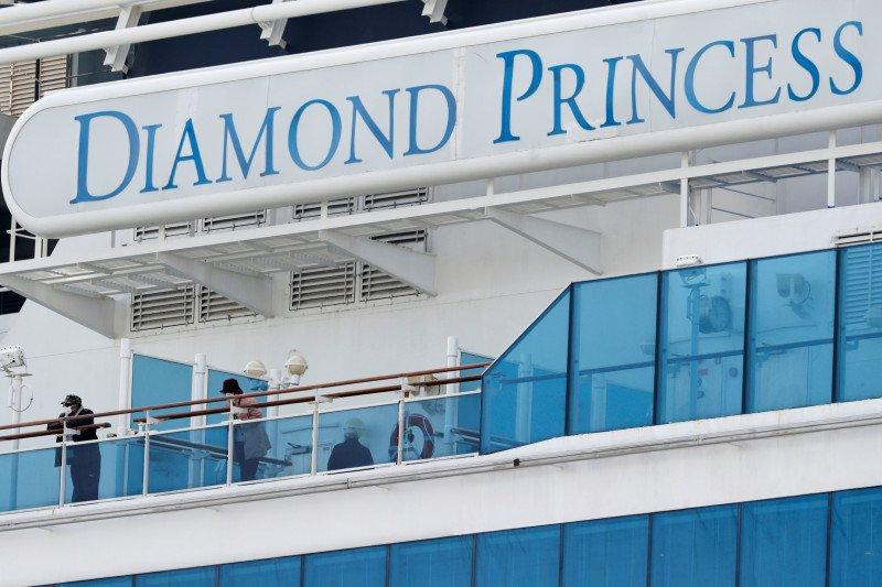 Hong Kong siap pulangkan penumpang kapal pesiar Diamond Princess