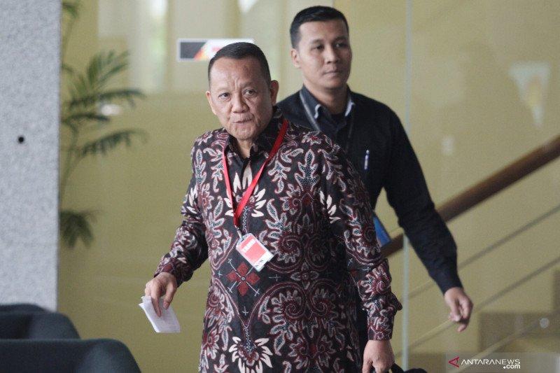 Sempat DPO, KPK tangkap mantan Sekretaris MA Nurhadi