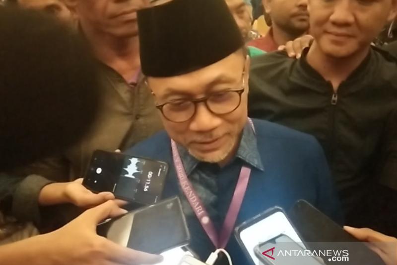 PAN terima SK Menkumham kepengurusan 2020-2025