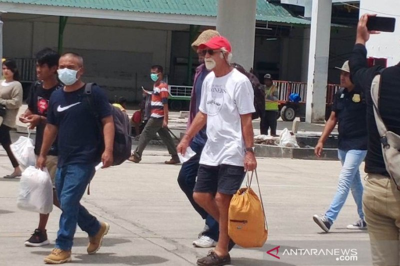 WNA asal Australia yang meninggal di rumah kontrakan Denpasar negatif Corona