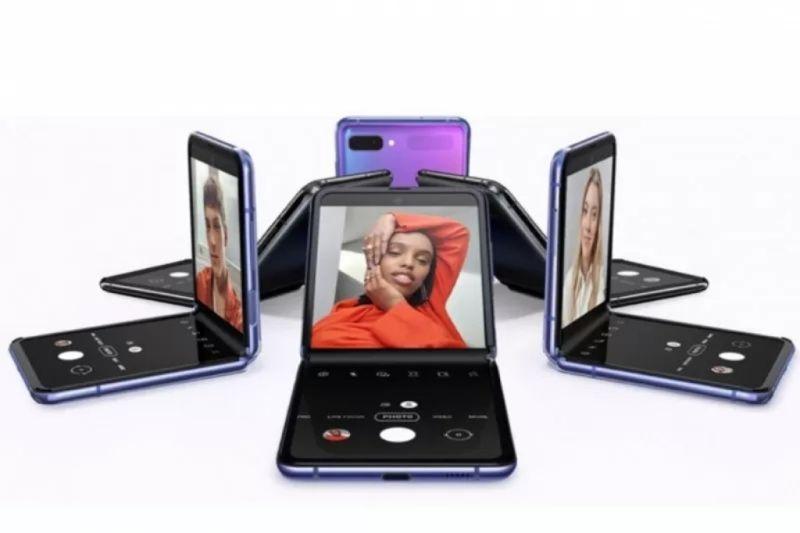 Pasar ponsel 5G dipimpin Samsung dan Huawei