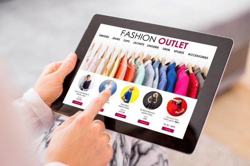 """Produk fashion masih jadi terfavorit di """"e-commerce"""""""