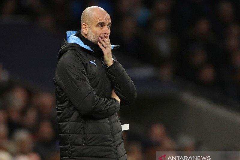 Guardiola akui bisa dipecat jika tidak juara Liga Champions musim ini