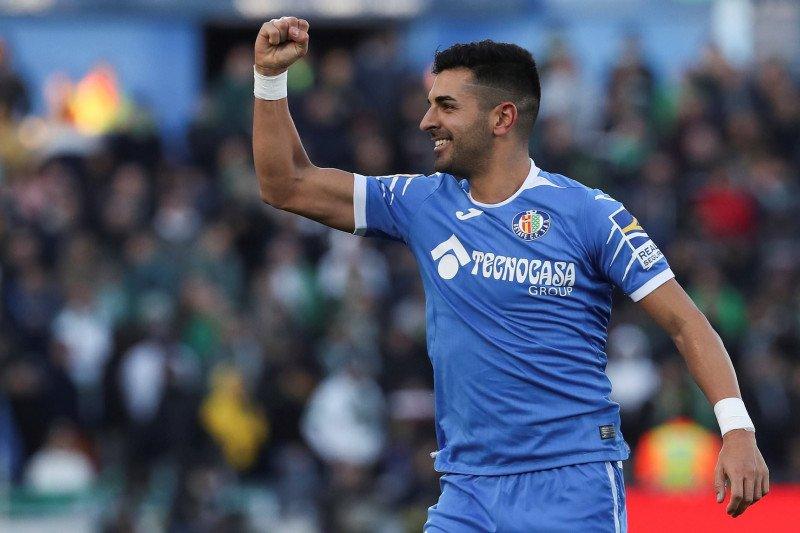 Getafe bersedia melepas Angel Rodriguez untuk gabung Barcelona