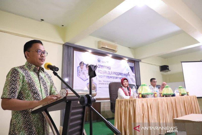 Pemerintah kabupaten Bantaeng tingkatkan SDM pengelola program KKBPK