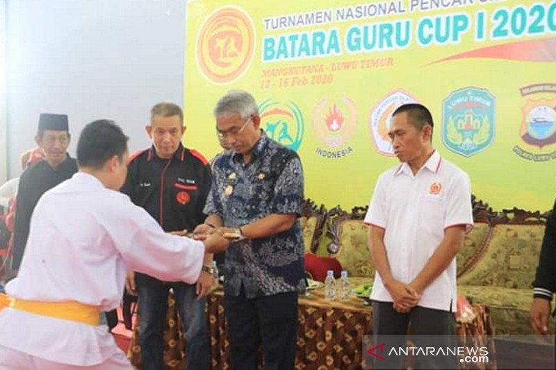 Bupati  Lutim : Kejuaraan Batara Guru Cup 2020 ajang pencarian bakat