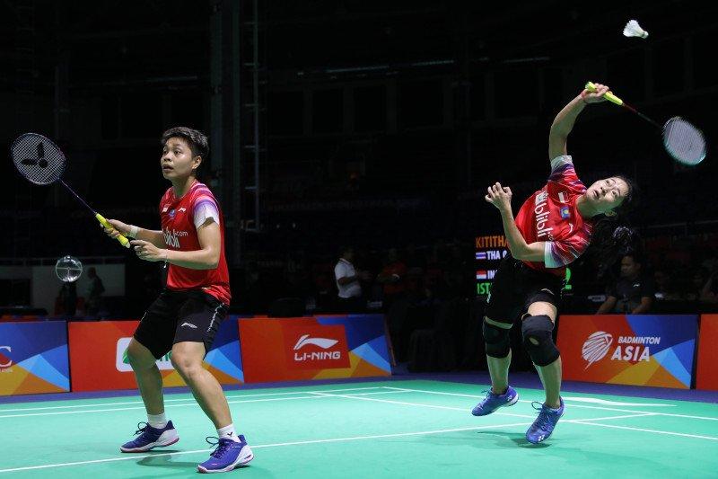 Tim Thailand tundukan tim putri Indonesia 3-2 di BATC 3030