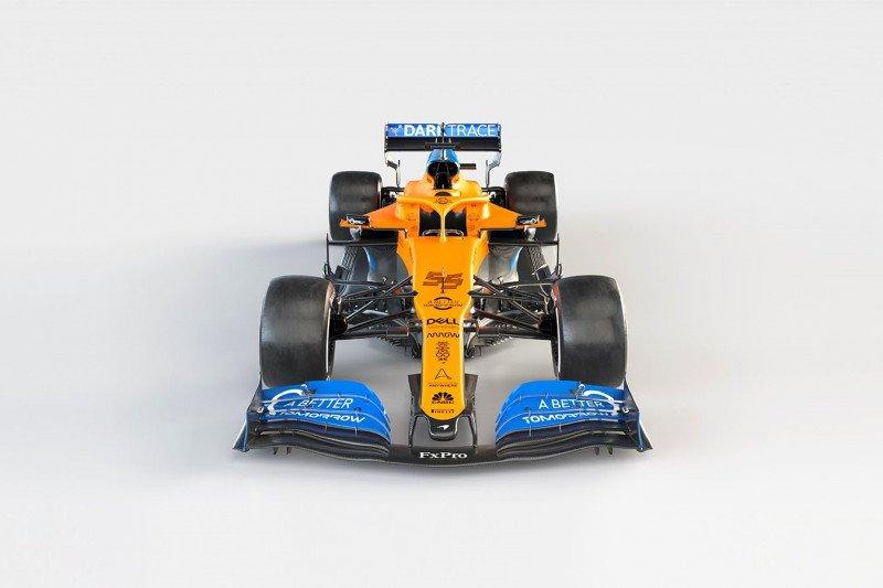 McLaren siapkan MCL35 dalam pertarungan ketat papan tengah F1 2020