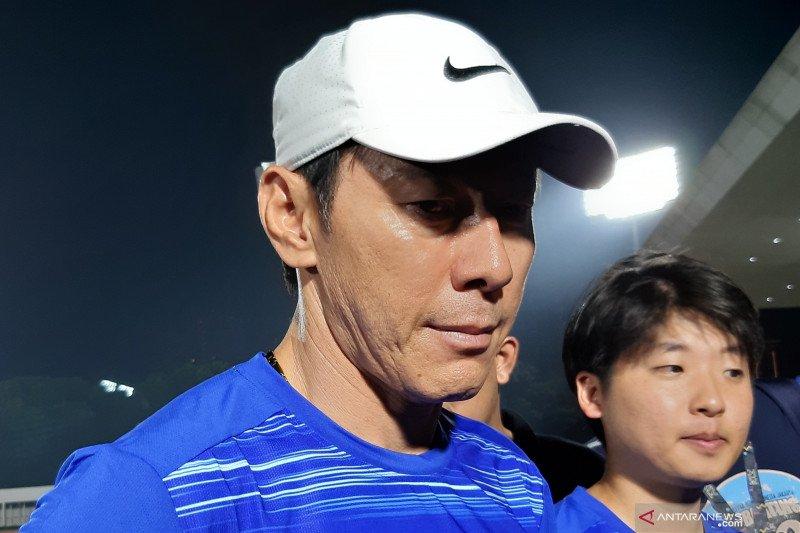 Shin Tae-yong pulangkan 11 pemain timnas Indonesia U-19