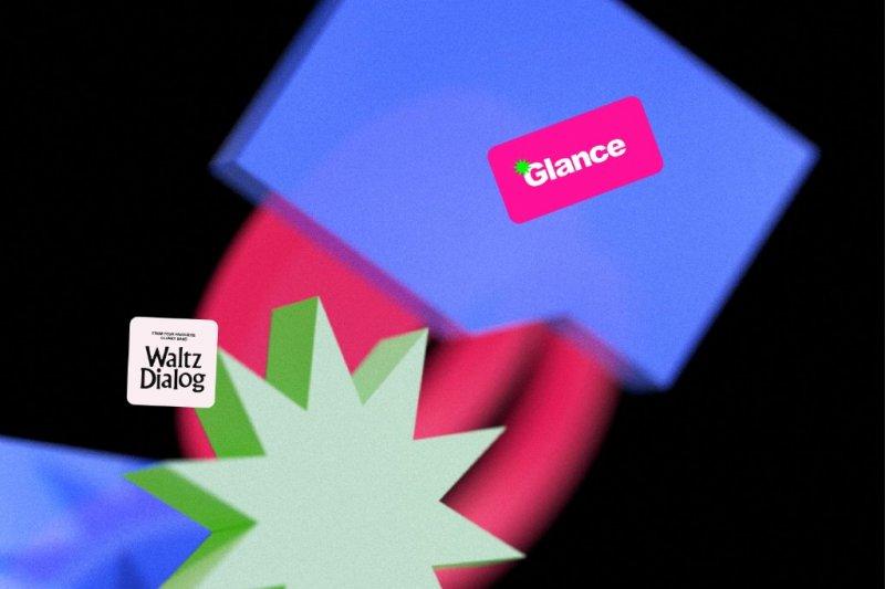 "Waltz Dialog merilis debut lagu ""Glance"""