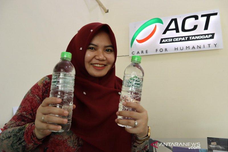 ACT target salurkan air minum wakaf ke semua masjid