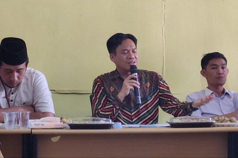 Lindungi tenaga kerja kontrak Bawaslu Kota Bandarlampung jalin kerjasama dengan BP Jamsostek