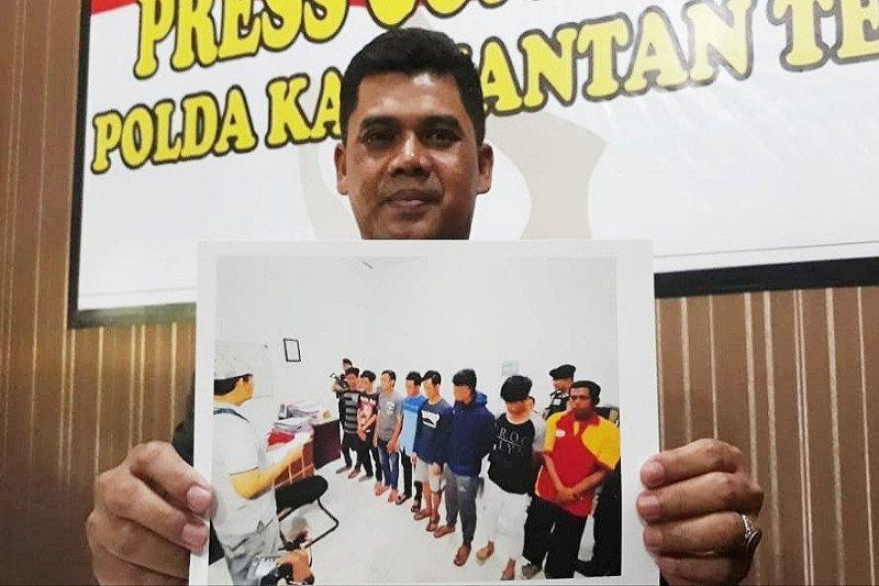 Polda Kalteng tegaskan pengeroyokan di Sampit tidak terkait SARA