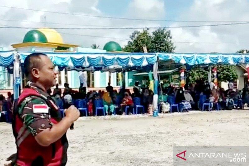 Dokter Spesialis Paru RS TNI AL beri penyuluhan cegah virus corona