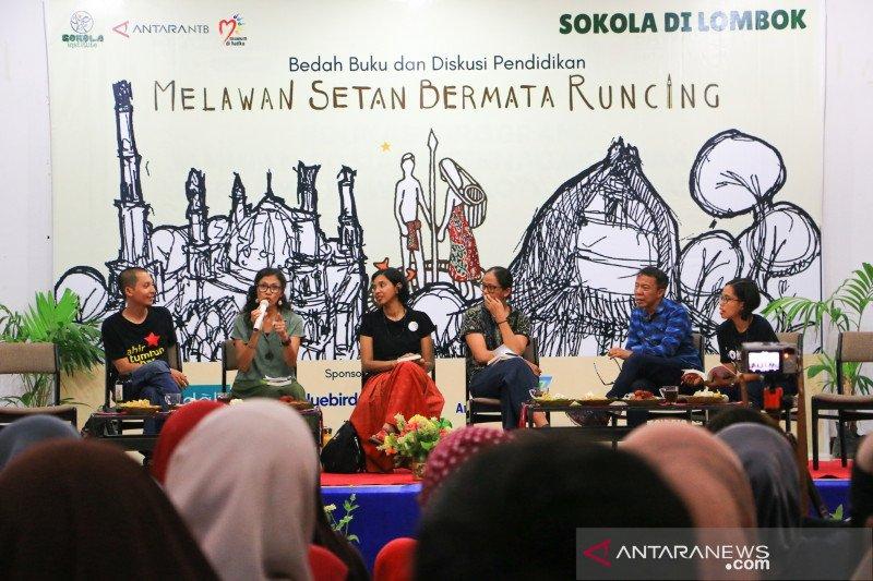 "Digagas Butet Manurung dkk, ""Sokola Rimba"" lahir dari perpaduan budaya dengan pendidikan"