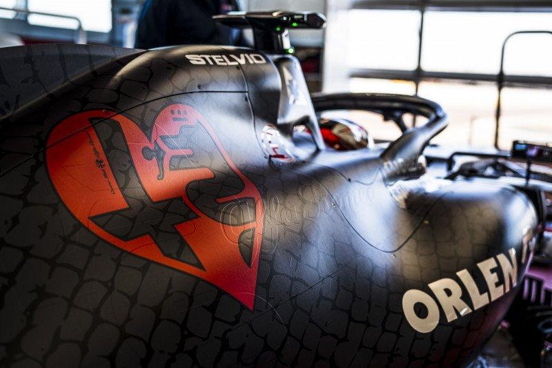 Raikkonen bawa Alfa Romeo baru berbalut livery kulit ular