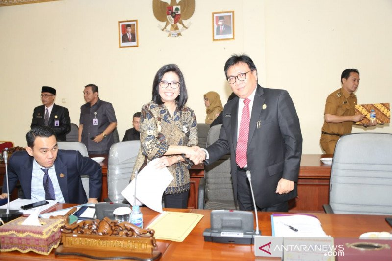 DPRD Sumsel usulkan tiga  Raperda inisiatif