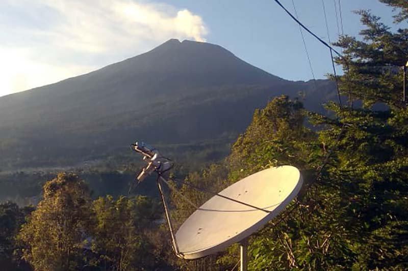 Gunung Slamet Jateng berpotensi meletus besar di masa mendatang?