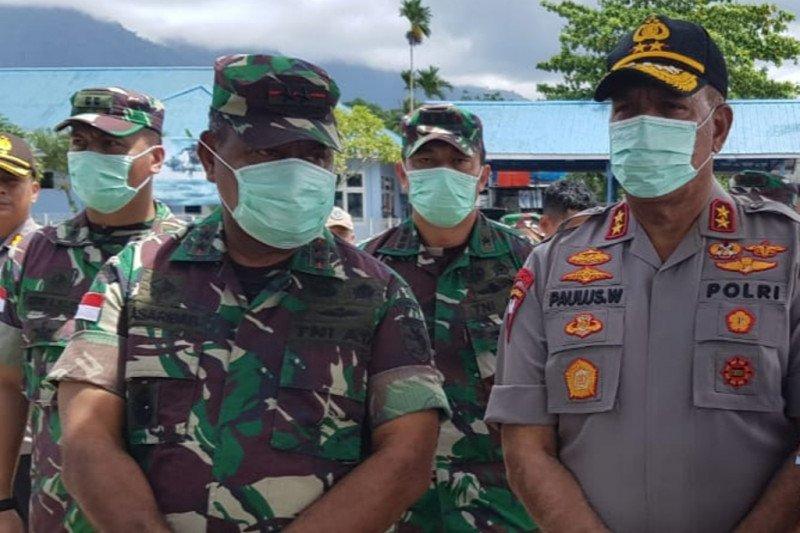 Pangdam XVII apresiasi pihak yang bantu evakuasi 12 jenazah prajurit TNI AD