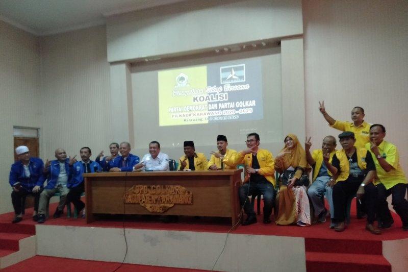 Golkar Karawang siapkan empat kader dampingi petahana maju Pilkada 2020