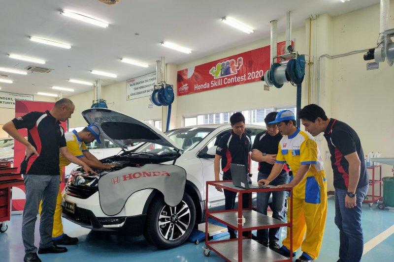 """HPM tingkatkan kualitas  SDM melalui """"Honda Skill Contest 2020"""""""