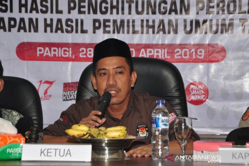 KPU Parimo mulai rekrut PPS untuk Pilkada Sulteng