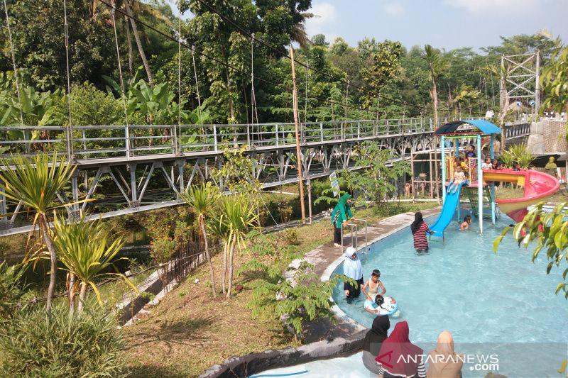 Kawasan Jembatan Tegaldowo Bantul dikembangkan menjadi taman wisata