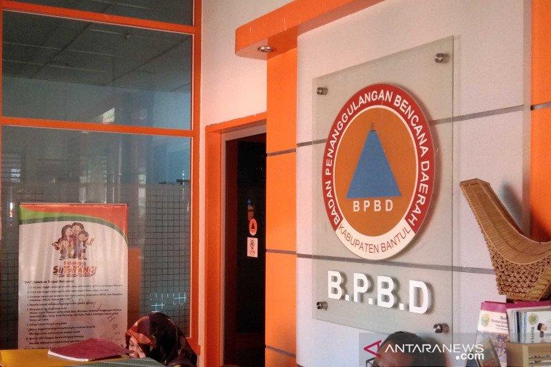 BPBD : sembilan kecamatan di Bantul terdampak angin kencang