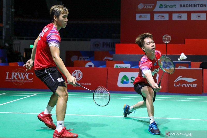 Kevin/Marcus berharap terbaik hadapi Malaysia di final BATC 2020