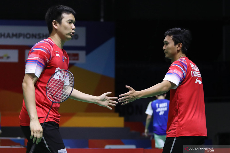 Tim Indonesia tanpa Hendra Setiawan di final BATC 2020