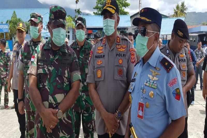11 senjata organik TNI AD  tidak ditemukan di lokasi helikopter Mi-17