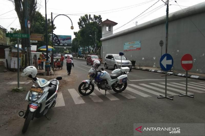 Dishub Garut antisipasi penerobos jalan di jalur satu arah