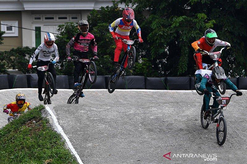 Piala Dunia BMX dipindah ke Verona