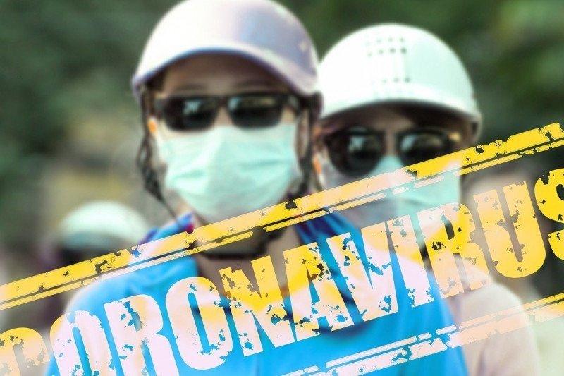 Paket dari China mengandung virus, disinformasi virus corona