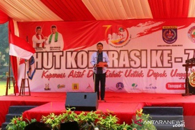 97 pelaku usaha di Depok raih sertifikat halal dari MUI Jabar