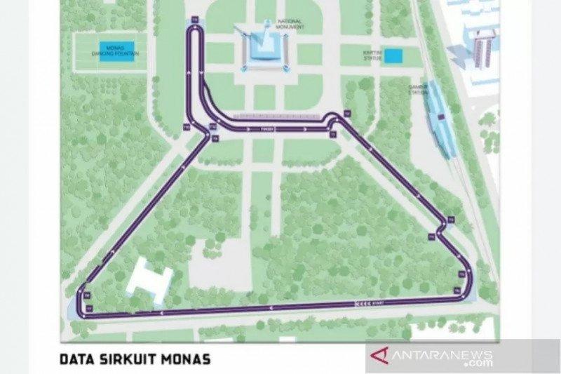 DPRD DKI enggan berkomentar arena Formula E di Monas