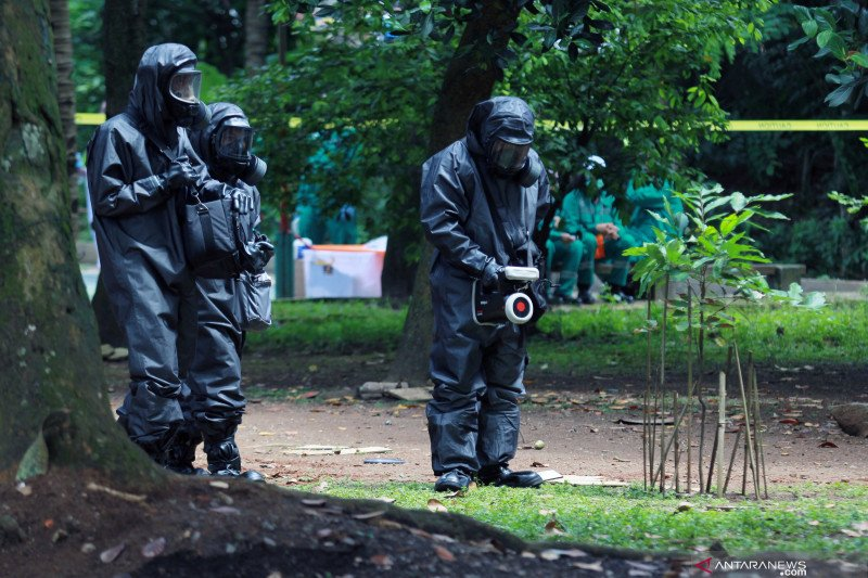 Menteri sebut radiasi di kompleks Batan Indah bukan kebocoran reaktor nuklir