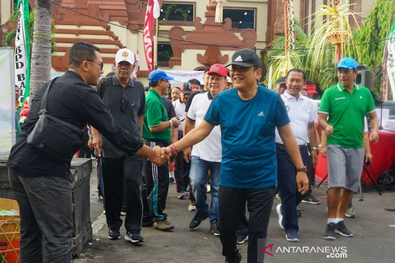 "Denpasar menggelar ""Wonderfood Culinary Fun Walk"""