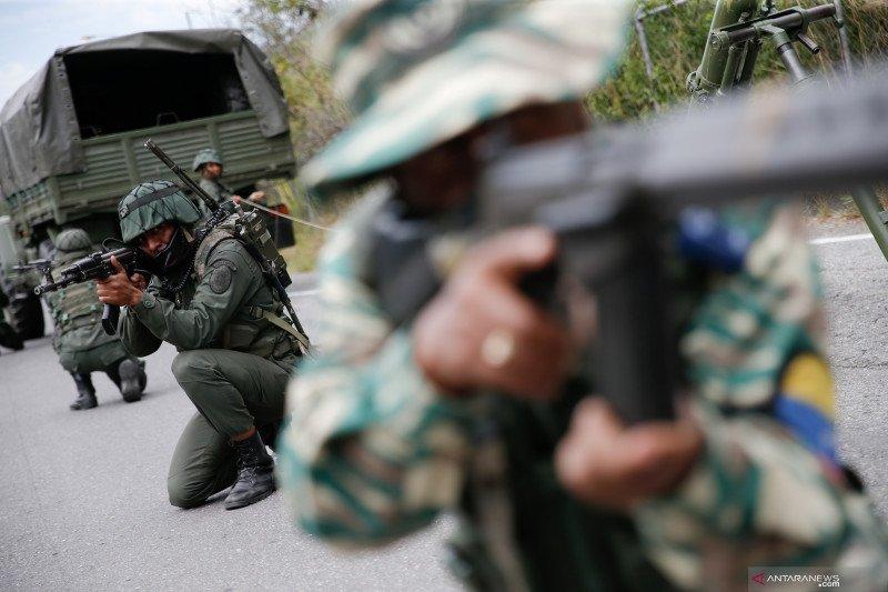 1.300 orang tewas dalam operasi keamanan Venezuela