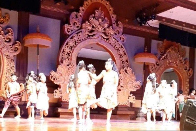 """Maestro Made Taro angkat permainan tradisional Indonesia di """"Bulan Bahasa Bali"""""""
