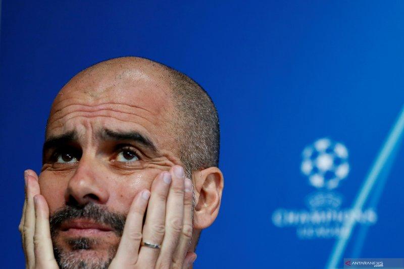Dihukum UEFA, Guardiola akan bertahan di Manchester City