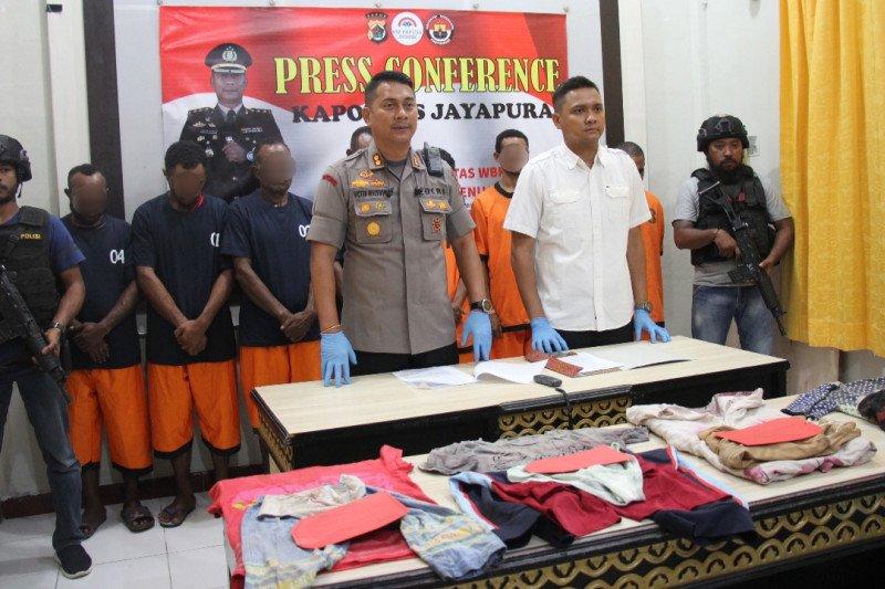 Polres Jayapura tangani 9 kasus pencabulan anak di bawah umur