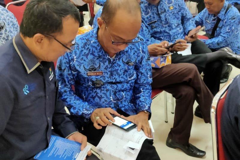 BPS sosialisasikan input data sensus penduduk 2020 secara online