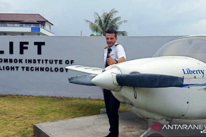 Institut Teknologi Penerbangan Lombok mencetak pilot berkualitas