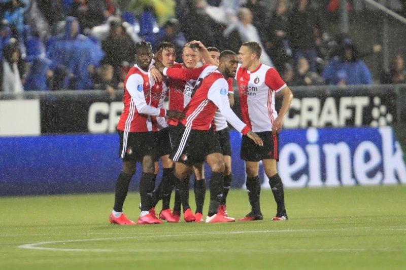Feyenoord tundukkan PEC Zwolle 4-3